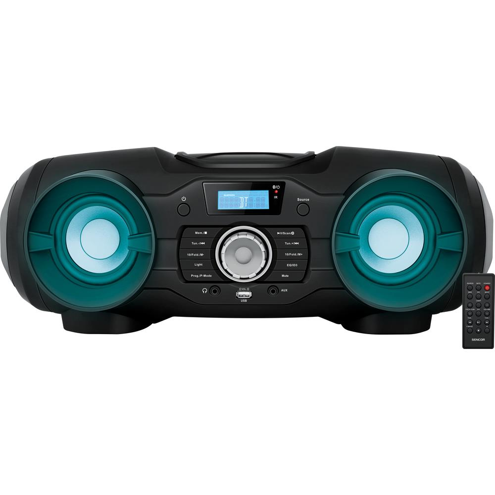 Rádio Sencor SPT 5800 s CD/MP3/USB/BT