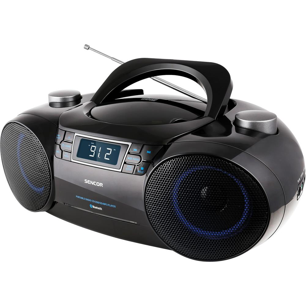 Rádio Sencor SPT 4700 RADIO s CD/MP3/USB/SD/BT